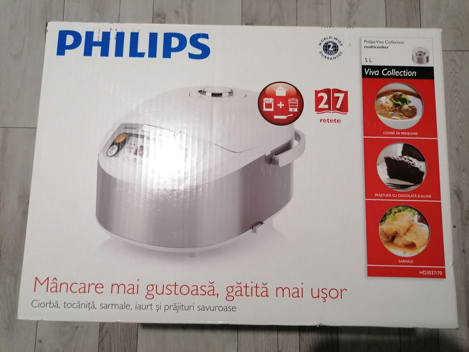 Multicooker Philips HD3037/70 Lublin - image 1