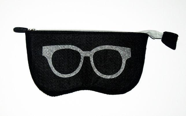 Filcowe etui na okulary wysoka jakość