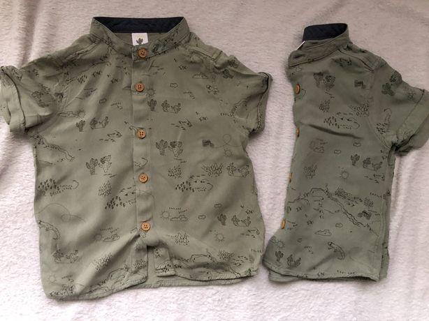 Поло, Рубашка короткий рубав, футболка, для двойни