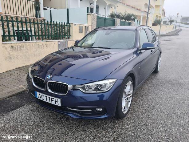 BMW 320 d Touring ED Line Sport Auto