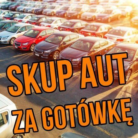 Skup Aut samochodów bus każda marka i stan gotówka 24/7