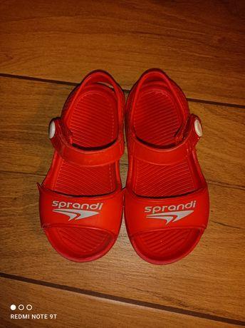 Sandałki Sprandi r.25