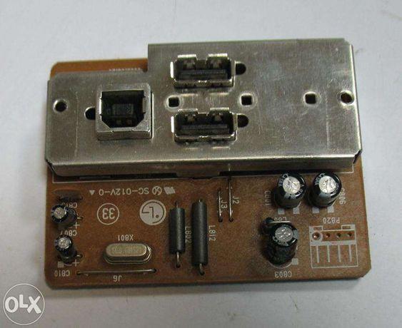 USB хаб разветвитель без внешнего питания