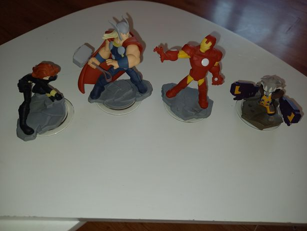 Zestaw Figurek Disney Infinity 2.0 Marvel Thor Iron Man
