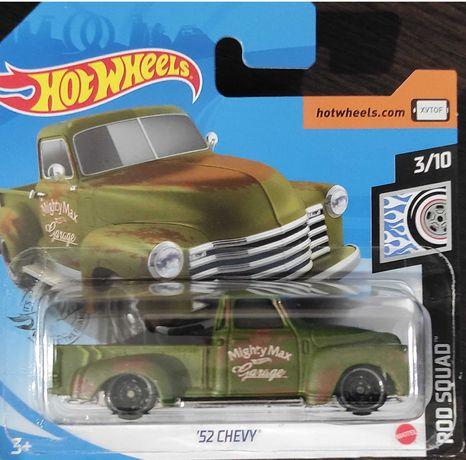 Hot Wheels Chevy