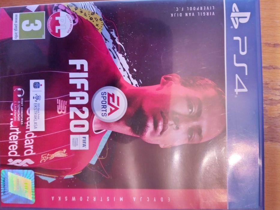 FIFA 20 PS4 edycja mistrzowska Lubraniec - image 1