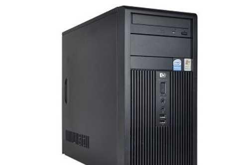 Cистем.блок HP dx2300 pentium, монитор Sumsung 17, мышка, клавиатура