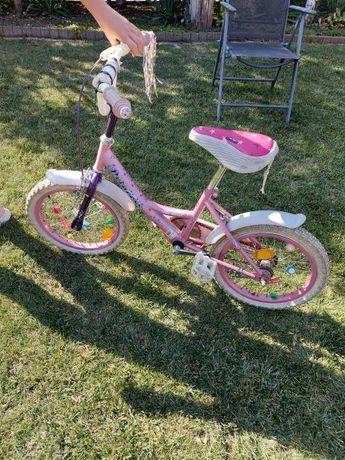 rower , rowerek, weosły :)
