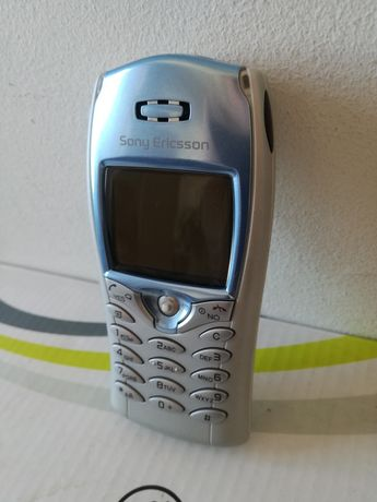 Sony Ericsson T68i NOVO c/ carregador