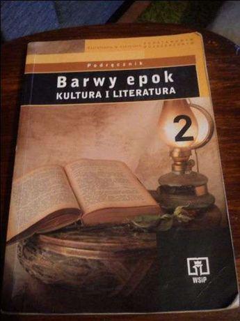 Barwy epok Kultura i Literatura II