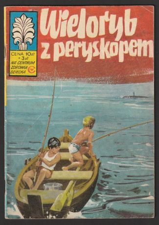 kapitan Żbik - Wieloryb z peryskopem - 1978
