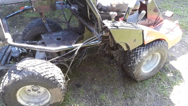 Koło traktorka kosiarki Husqvarna,łamanej,Rider,hydro