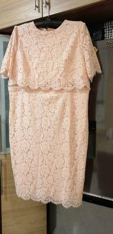Sukienka okolicznościowa roz 52 - 54