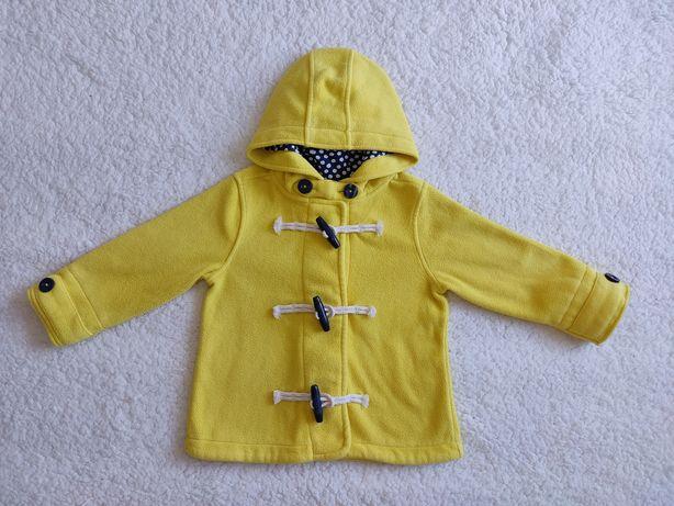 Пальто флис на девочку. Замеры и цены в описании.
