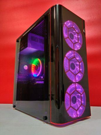 Игровой компьютер пк i3 4160 + VIDEO RX5 4GB + 8GB DDRIII 1600