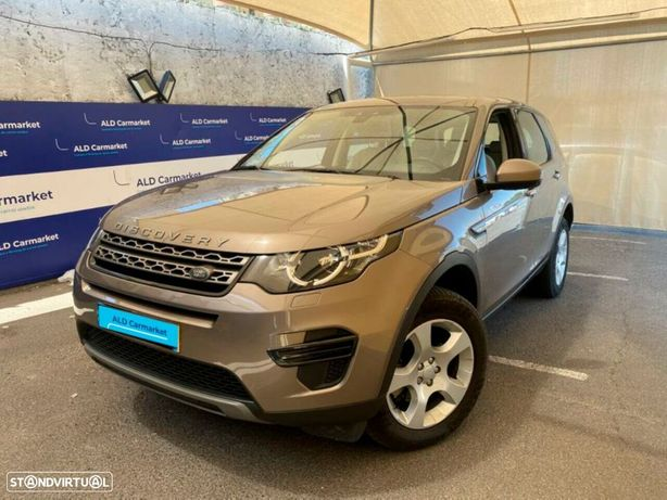 Land Rover Discovery Sport 2.0 eD4 SE