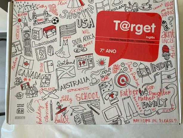Target - Inglês 7º ano - Dossiê do Professor