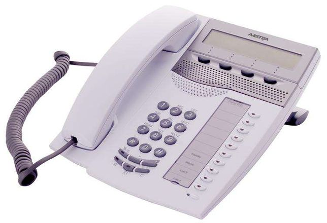 Telefone Central Business Phone Ericsson AASTRA Dialog 4223