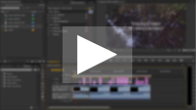 Montaż filmów wideo