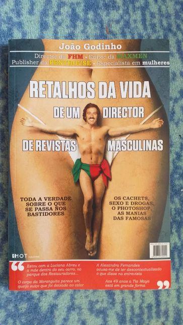 João Godinho - Retalhos da vida de um director de revistas masculinas