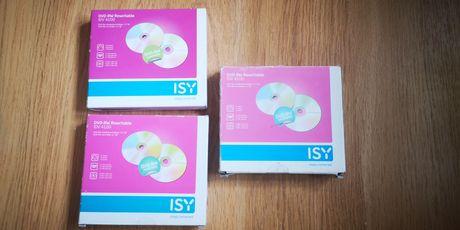 Płyty ISY IDV 4100 DVD-RW 5 szt.