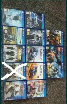 GRY NA KonsolE PS4