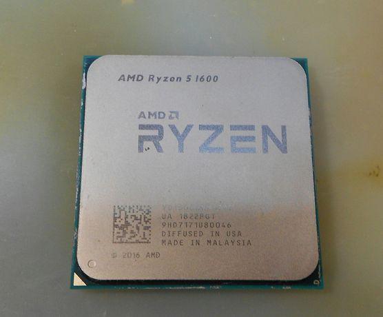 Ryzen 5 1600 процессор