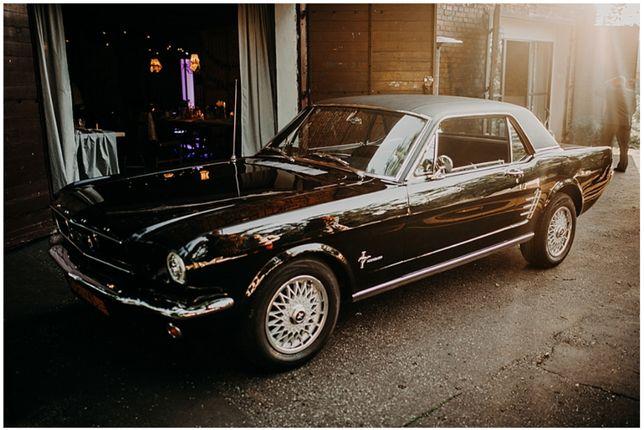 Ford Mustang 66' klasyk do wynajęcia na ślub i inne imprezy