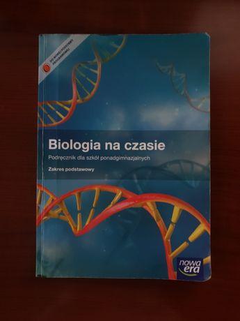 Biologia na czasie Podręcznik do biologii Nowa Era