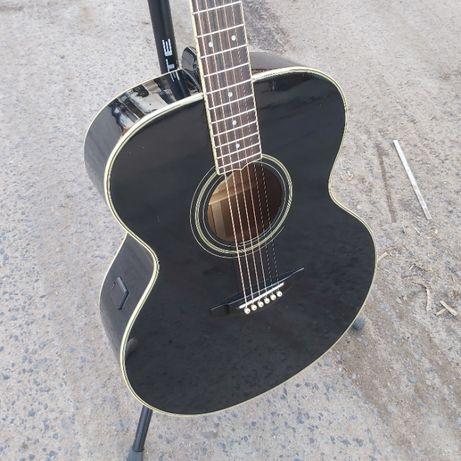 Yamaha FJ 681 gitara elektroakustyczna z pokrowcem