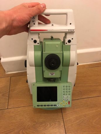 """Тахеометр роботизированный Leica TS12 R400 5"""""""