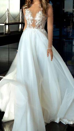 Cвадебное платье весільна сукня Morgan из салона Madeira, размер 44