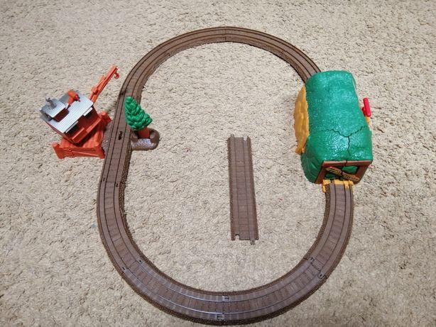 Железная дорога Томас и друзья тракмастер