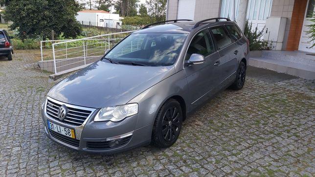 VW Passat 1.9 Bluemotion