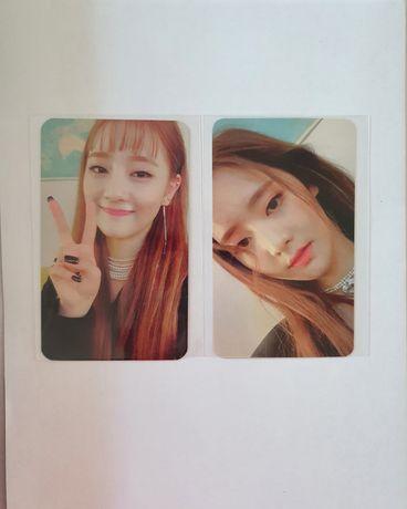 Gidle Minnie I am photocard kpop