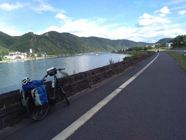 Bicicleta Touring