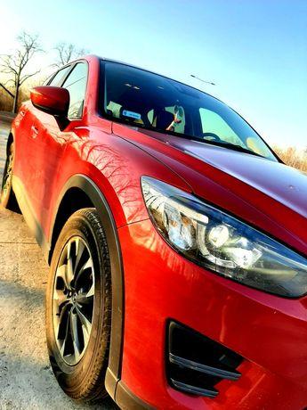 Mazda cx5 zamiana