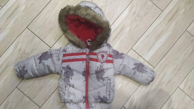 Зимняя куртка USPA на 12 месяцев