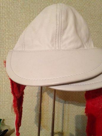 шапка-кепка с 2-мя козырьками.оригинал