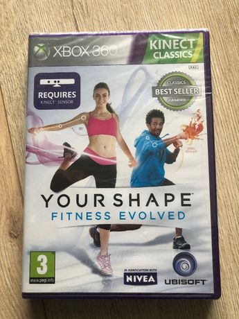 Your shape fitness evolved xbox 360. Nowa
