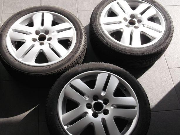 """3 Jantes """"16"""" com pneus VW Polo , Seat"""