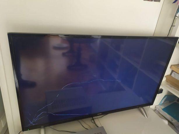 Sprzedam uszkodzony telewizor Toshiba