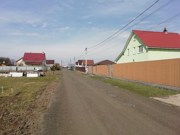Продам участок в обжитом городке дача Макаровский Осыковое 33км Хозяин