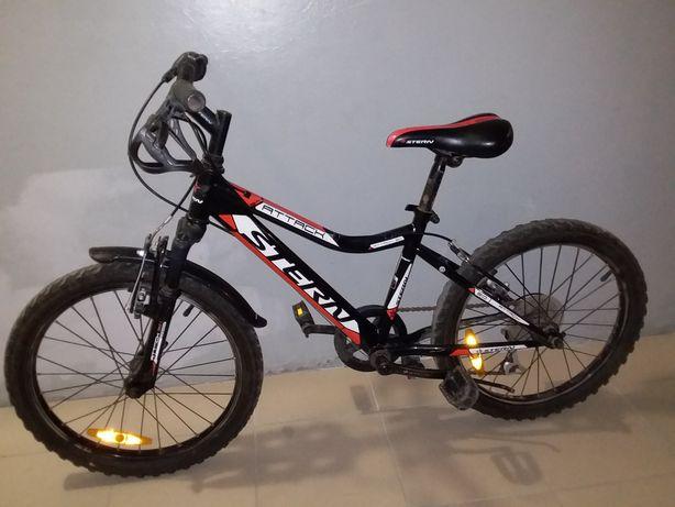Подростковый спортивный горный велосипед Stern Attack