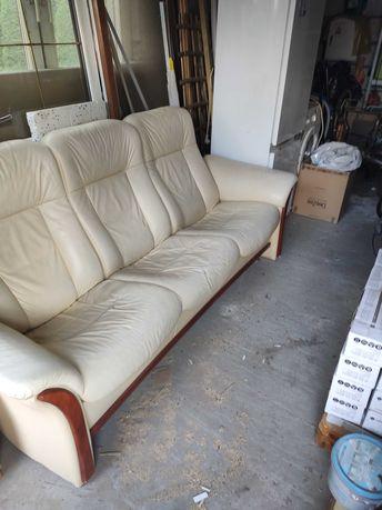 Sofa/kanapa skórzana