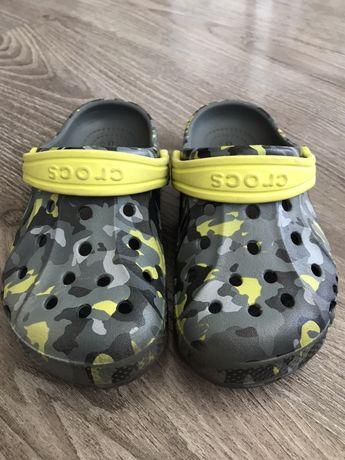 Crocs детские оригинал сабо С10