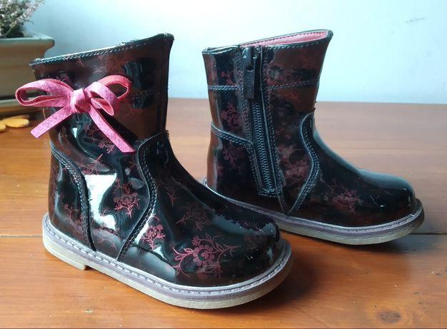 Buty jesienne dziewczęce rozmiar 21