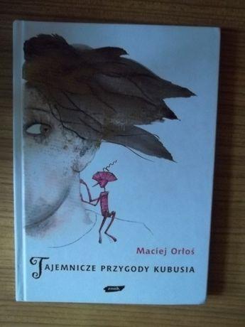 """Bajka Maciej Orłoś """"Tajemnicze przygody Kubusia"""" nowa na dobranoc"""