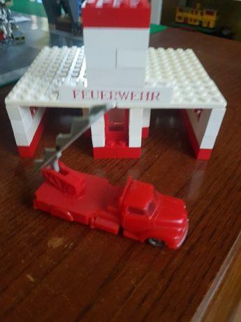 lego 308-3 remiza strażacka,Fire Station unikat 1958 rok