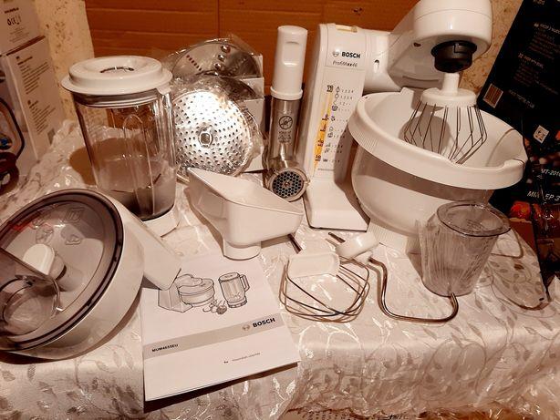 Новий кухонний комбайн Bosch 6в1